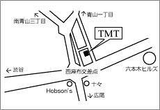 TMT アクセスマップ