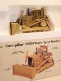 ERTL 2436  CAT D10N Track-Type Tractor