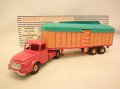DINKY TOYS (FRANCE) No.896  WILLEME SEMI-TRAILER  COVERED TRUCK